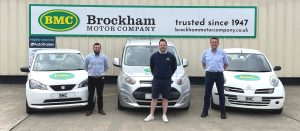 Used car sales and service in Horley Surrey